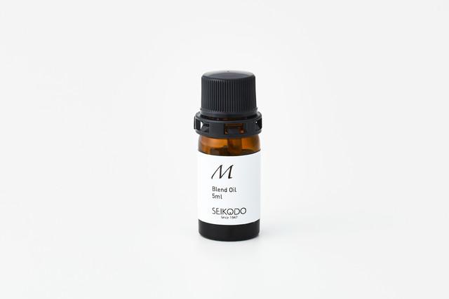 M(朝の香り) ブレンドオイル 5㎖