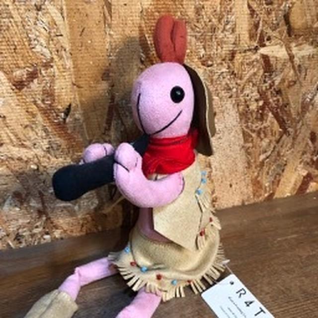 ココペリ人形カウガールMサイズ