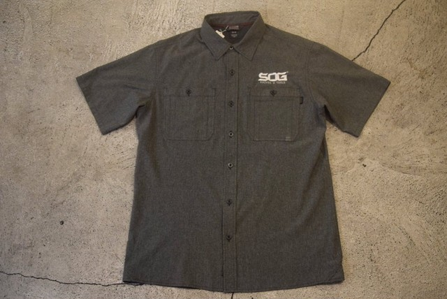 USED OR× SOG S/S Shirt -Medium S0526