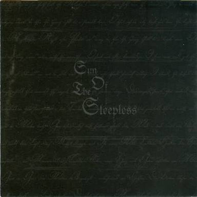 【USED】Son of The Sleepless / Poems To The Wretches Hearts
