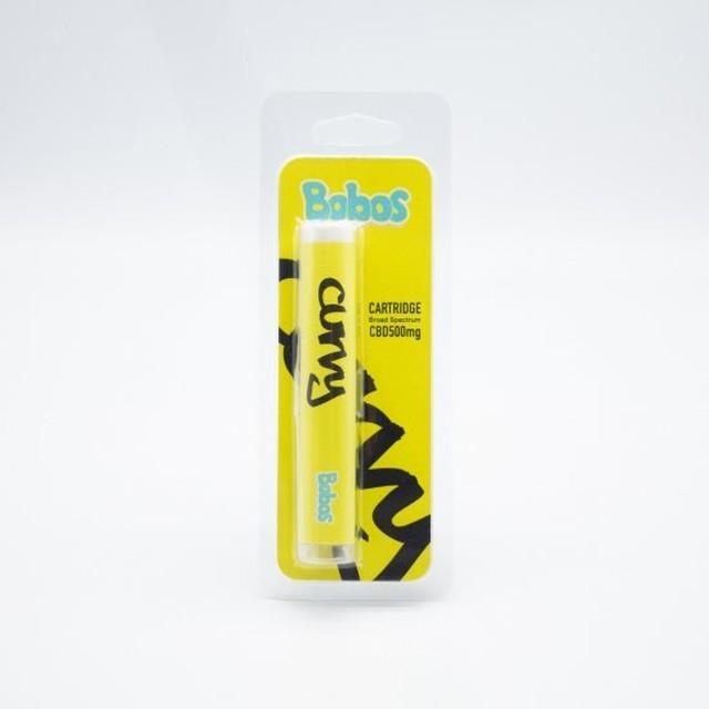 Curvy - CBD Cartridge (1ml 500mg・50%)