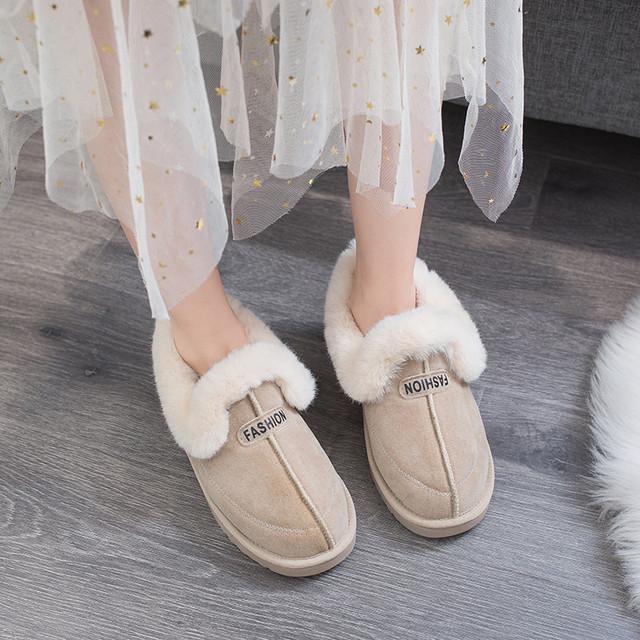 【shoes】寒さ対策チャーミング気品あるシューズ