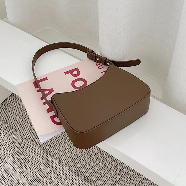 PU Leather  fashionable Mini Handbag(4color)
