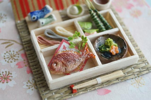 【送料込み】端午祝い弁当 artist sayaka