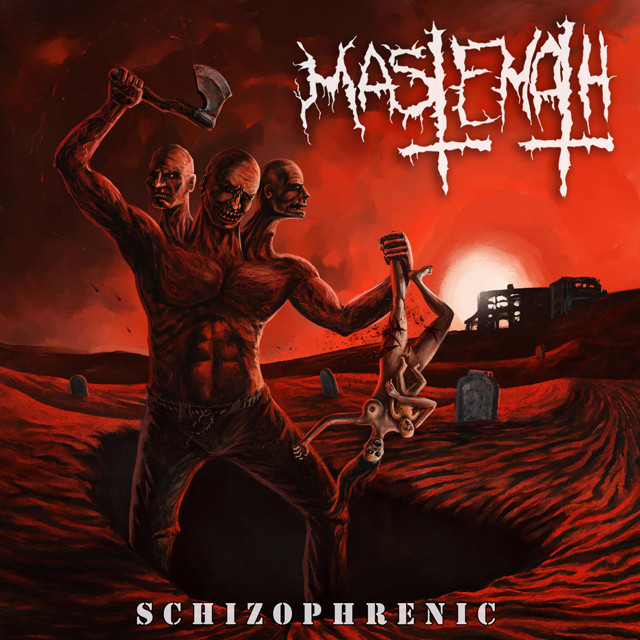 MASTEMATH『Schizophrenic』CD