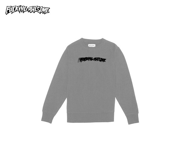 Fucking Awesome|Stamp Crewneck