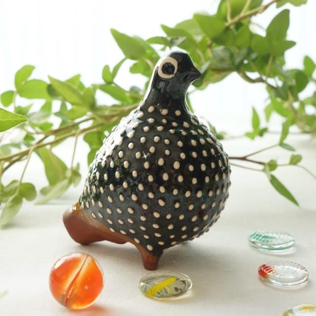 229 リトアニア 陶器の笛/鳥