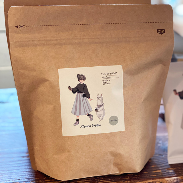The 7th Anniverary Blend(200g)