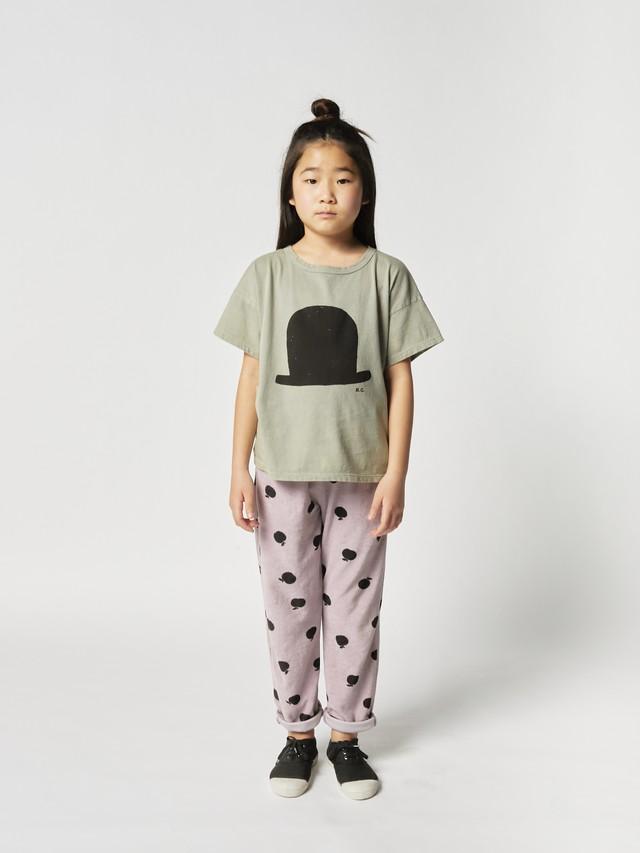 【予約5月中旬入荷】bobochoses(ボボショセス)-21ICONICCOLLECTION-  T-shirt  ハット KIDS