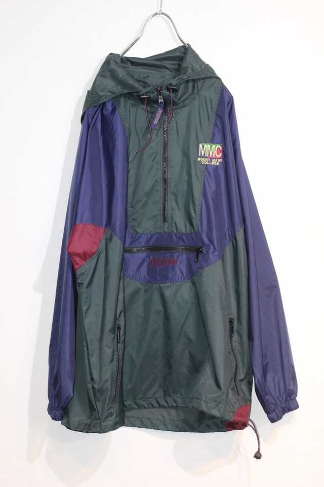 JANSPORT anorak parka