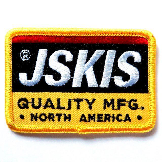 J skis - QUALITY パッチ