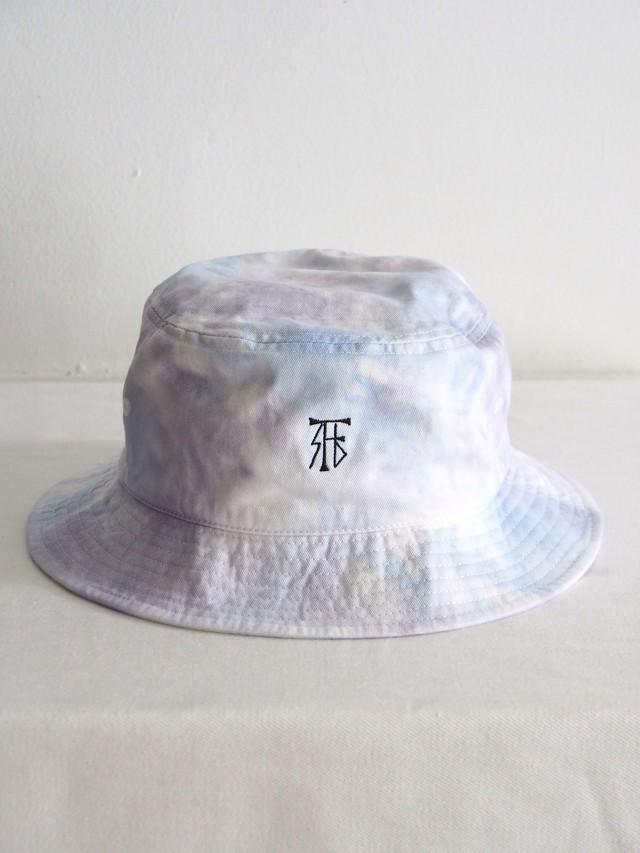 FSB Hat Mark Tie Dye ver. Blue/Purple,Green/Purple
