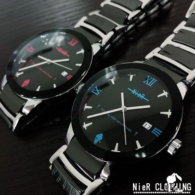 22名様限定新作腕時計2種類セット【2時間抽選】