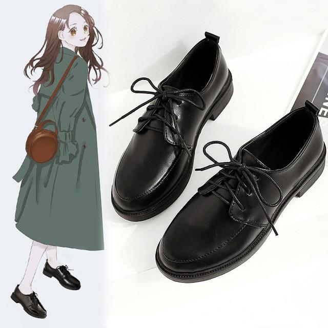 レディース革靴  カジュアルシューズ SHS323001