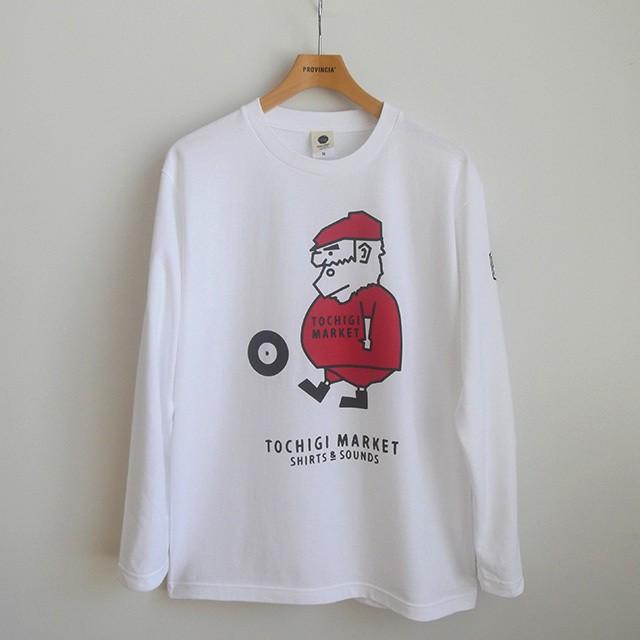 ロングスリーブTシャツ トチギアンクル