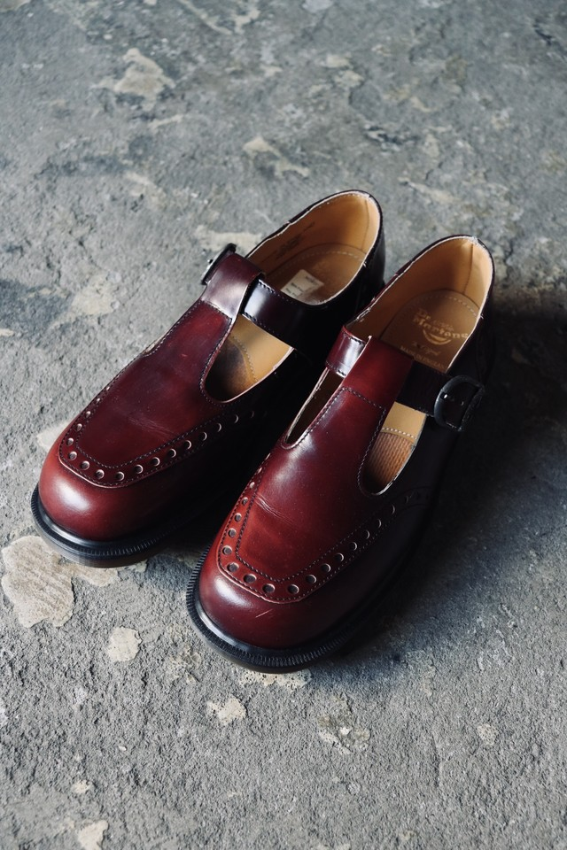 Vintage Dr.Martens leather shoes Made in England