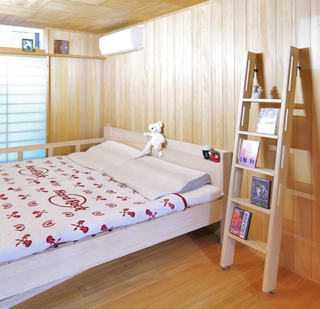 もみの木ベッド用はしご