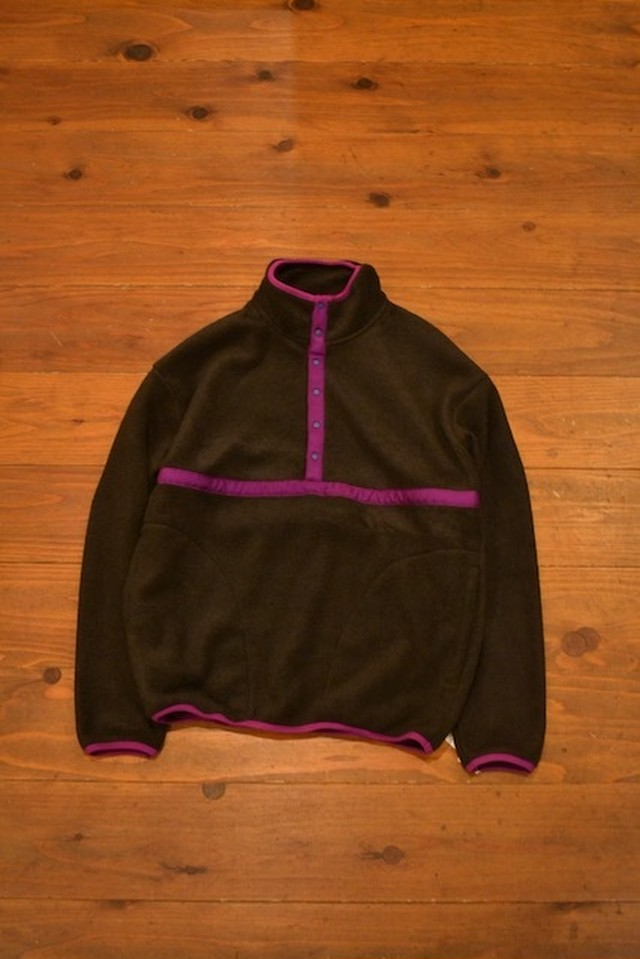 VOO / FLEECE PULL JKT