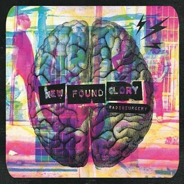 【USED】NEW FOUND GLORY / RADIOSURGERY