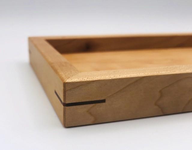【単品】木製 デスクトレイ(イタヤカエデ)