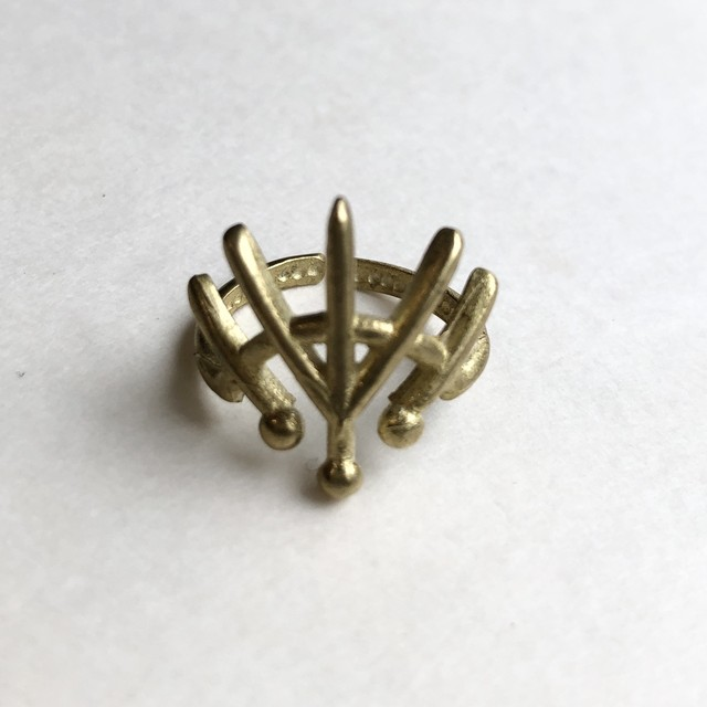 Crown Ring -  RG-037