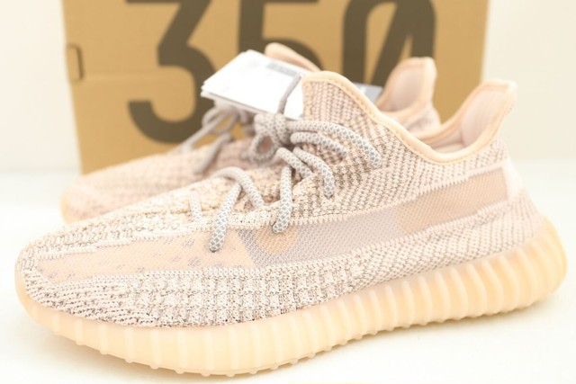 adidas YEEZY BOOST 350 V2 SYNTH REFLECTIVE FV5666 US9.5 900IF6399