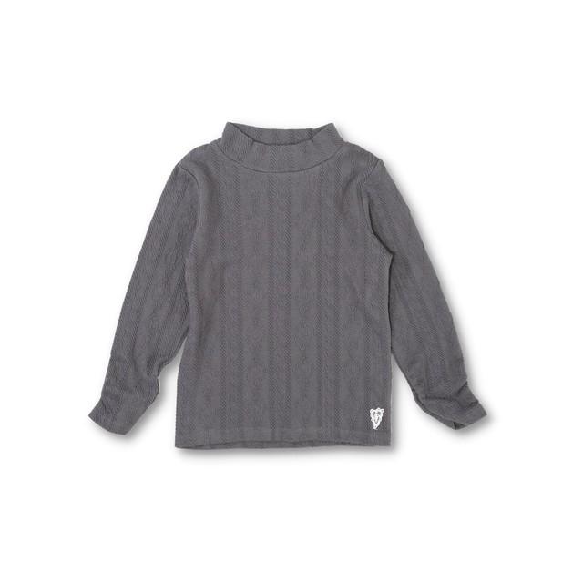 Little s.t. by s.t.closet タートルネックTシャツ