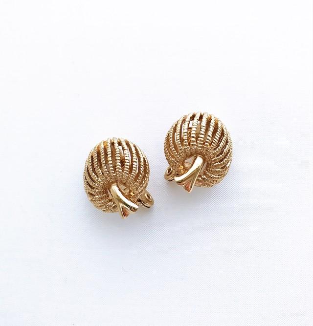 KRAMER / vintage earrings 745