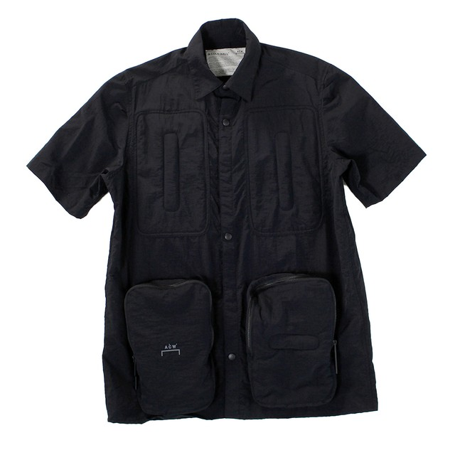 A COLD WALL Utility Pocket Shirt