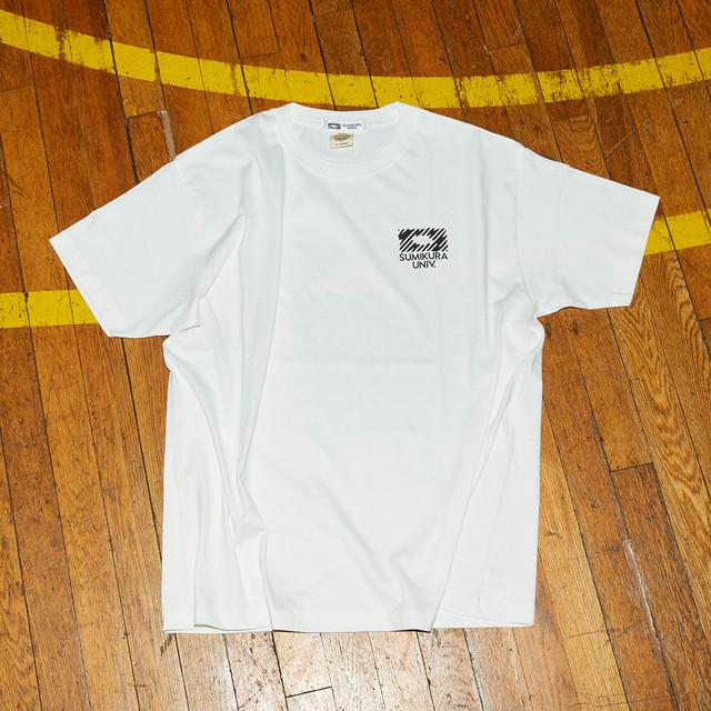 SUMIKURA T-SHIRT 〜WHITE