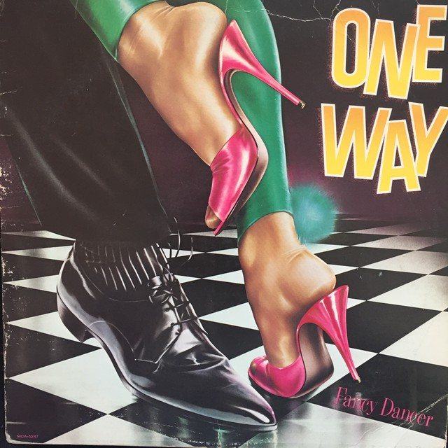 One Way ‎– Fancy Dancer