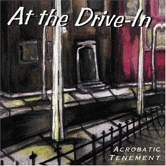 【USED】At The Drive-In / Acrobatic Tenement