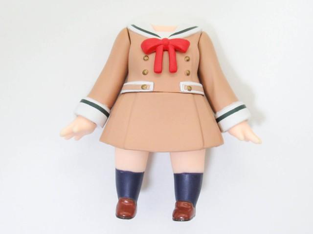 【773】 花園たえ 体パーツ 制服 ねんどろいど