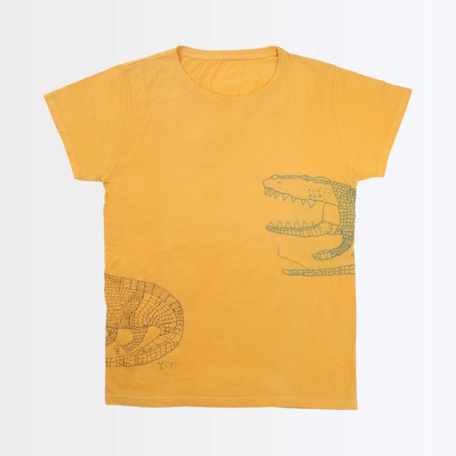 タケオ鰐Tシャツ