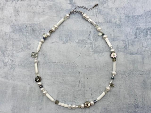 Utopia necklace ー S01 ー