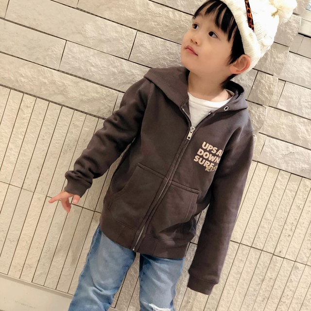 ★Kids★ UPS AND DOWNS zip - Chacoal