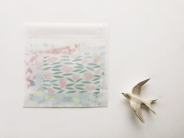はぎれセット totoganashi small pieces