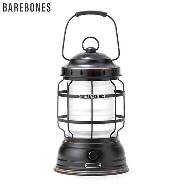 Barebones Living - Forest Lantern LED 2.0 - Black