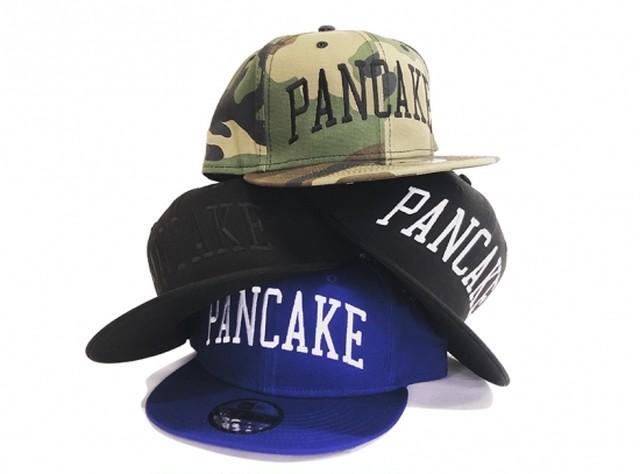 ARCH LOGO SNAP BACK CAP new color ( アーチロゴ スナップバック キャップ ) / PANCAKE パンケーキ