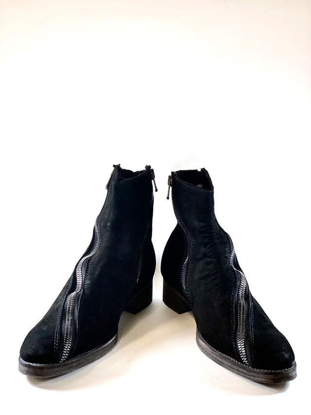 SCREW black nubuk / 1602