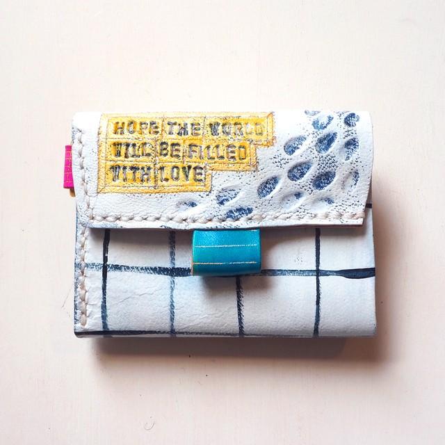 コンパクト財布 LE-1366