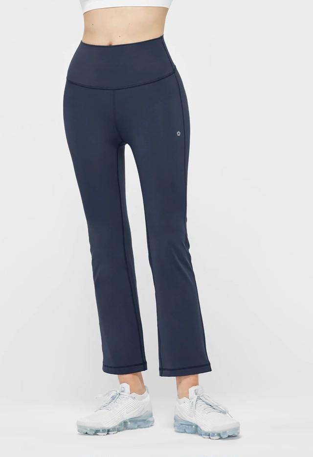 Flare Pants : Navy