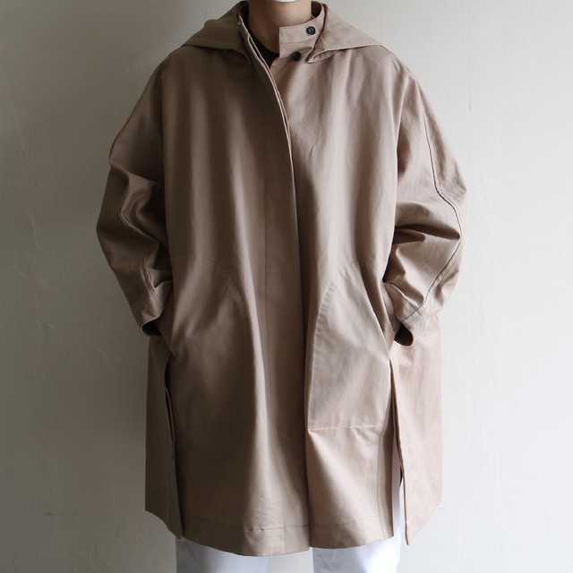 PHEENY【 womens 】air-light rip quilting coat