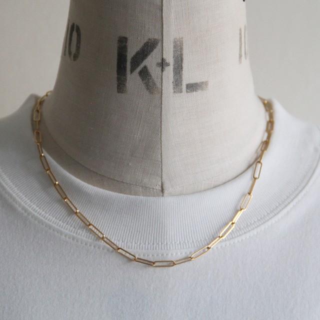 PALA【 womens 】 blaze chain necklace hand parts