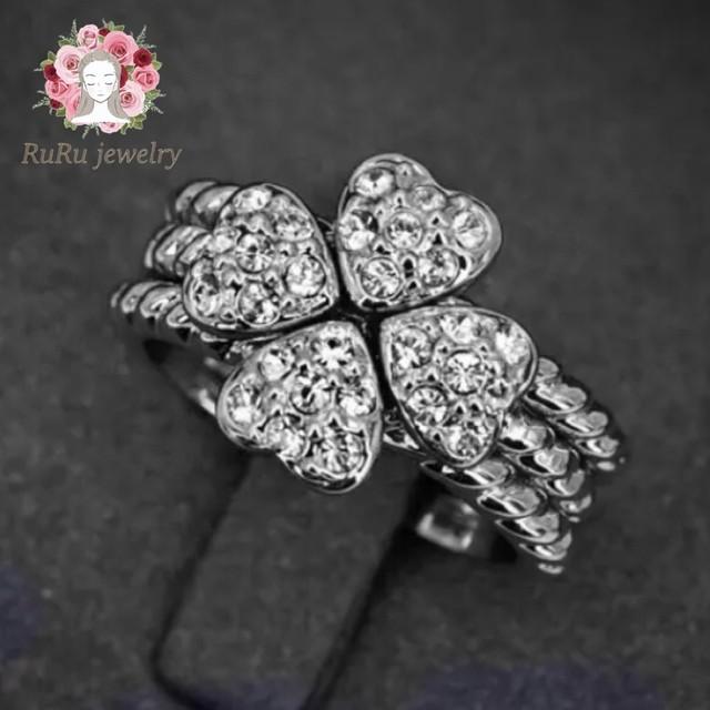 Lucky clover(ring)