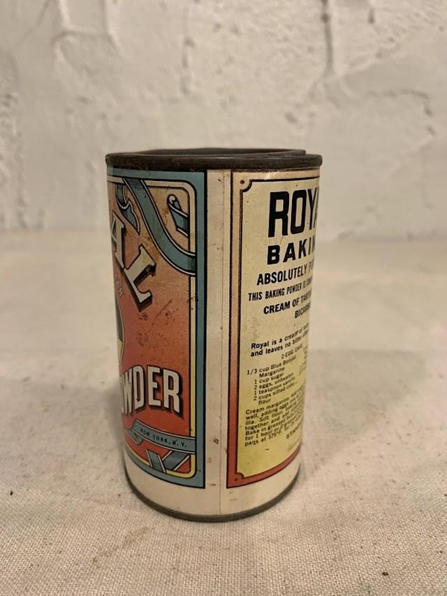 """TIN CANS """" ROYAL BAKING POWDER """""""