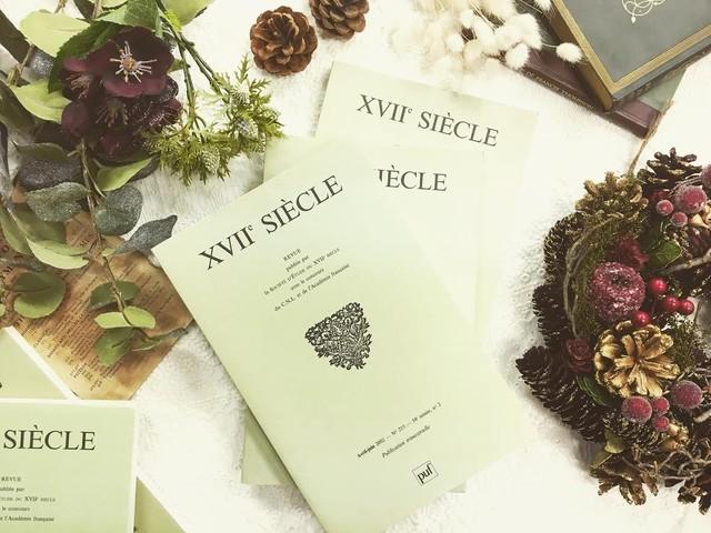 XLIIe SIÉCLE  /洋書ディスプレイ