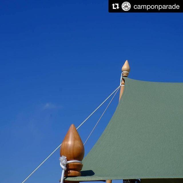 CAMP on PARADE タープポール160cm