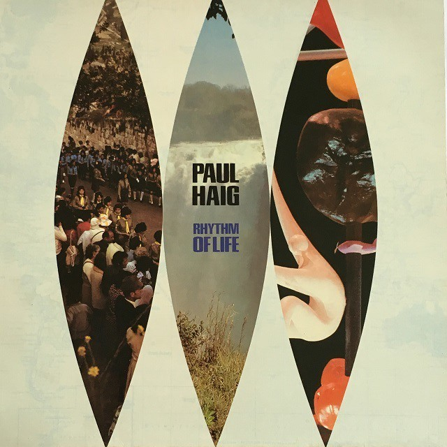 【LP・英盤】Paul Haig  /  Rhythm of Life