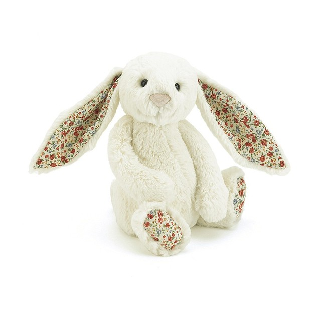 Blossom Cream Bunny Large_BLB2CBN